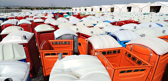 Champion Portable Toilets in Dickinson,  TX